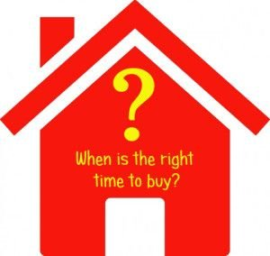 when is the right time to buy