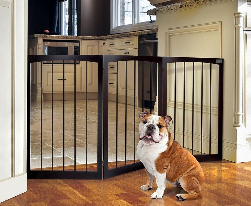 Living with Pets - doggie gates