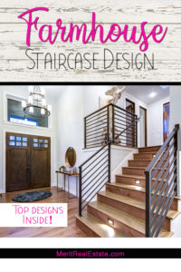 Farmhouse Railing Design