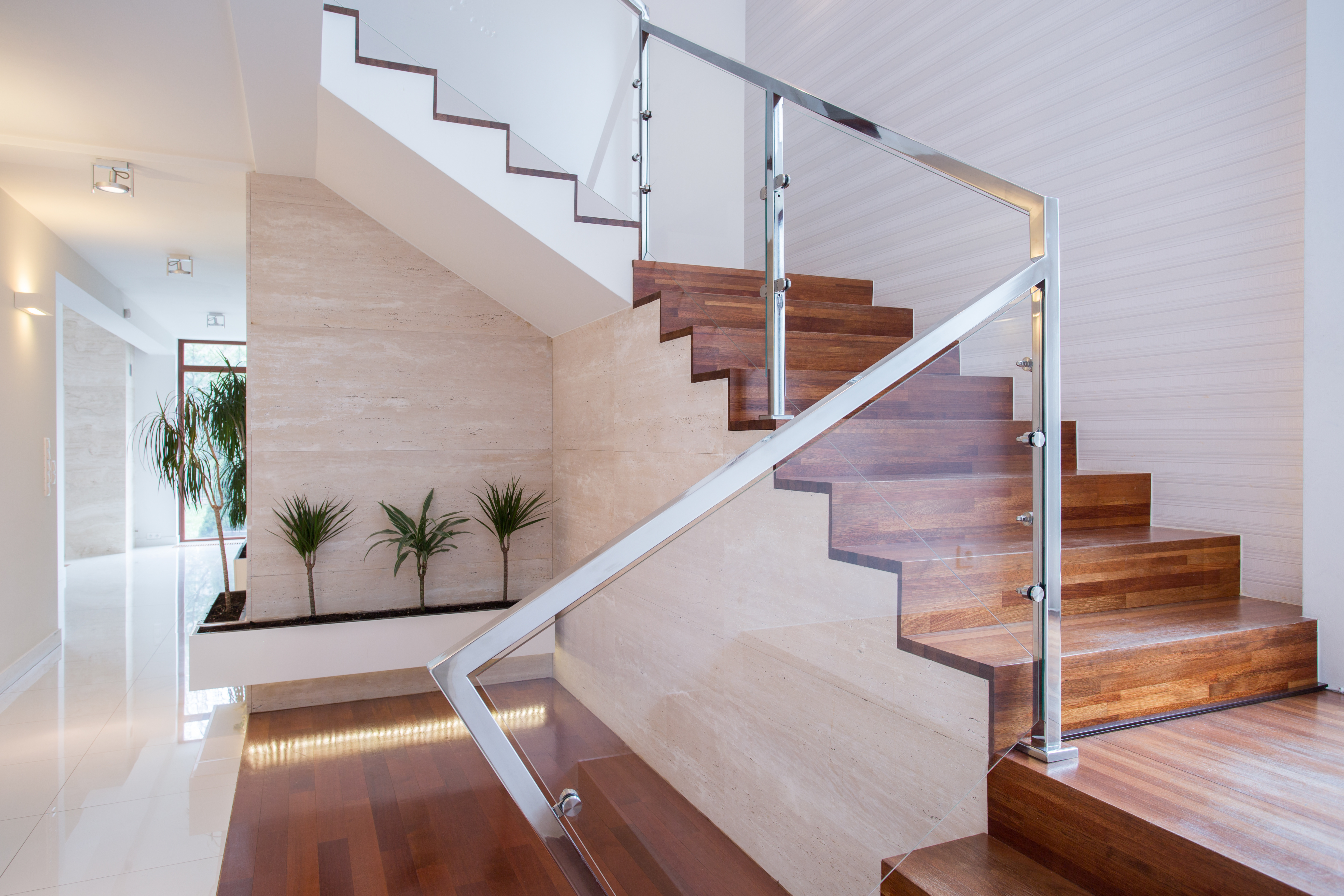 Staircase Railing Styles that will Elevate your Design - Merit Real Estate