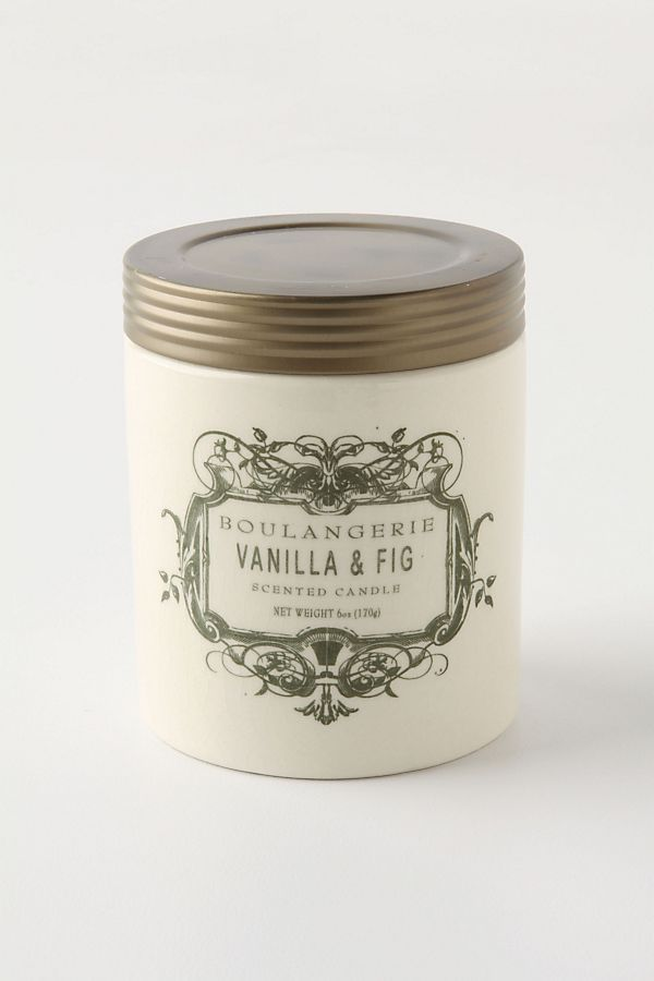 Fall Scented Jar Candle