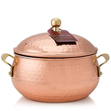 Cider Copper Pot Candle