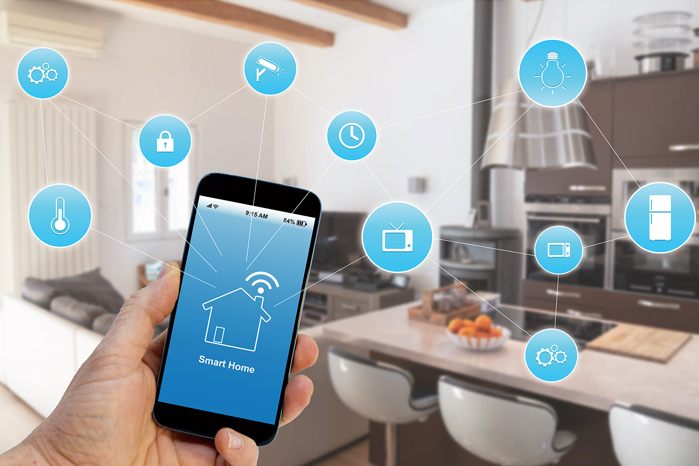 Top Smart Home Systems for 2021 - Merit Real Estate