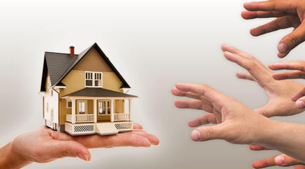 buying in a seller's market
