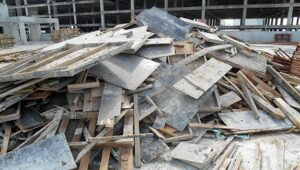 Construction Material Waste